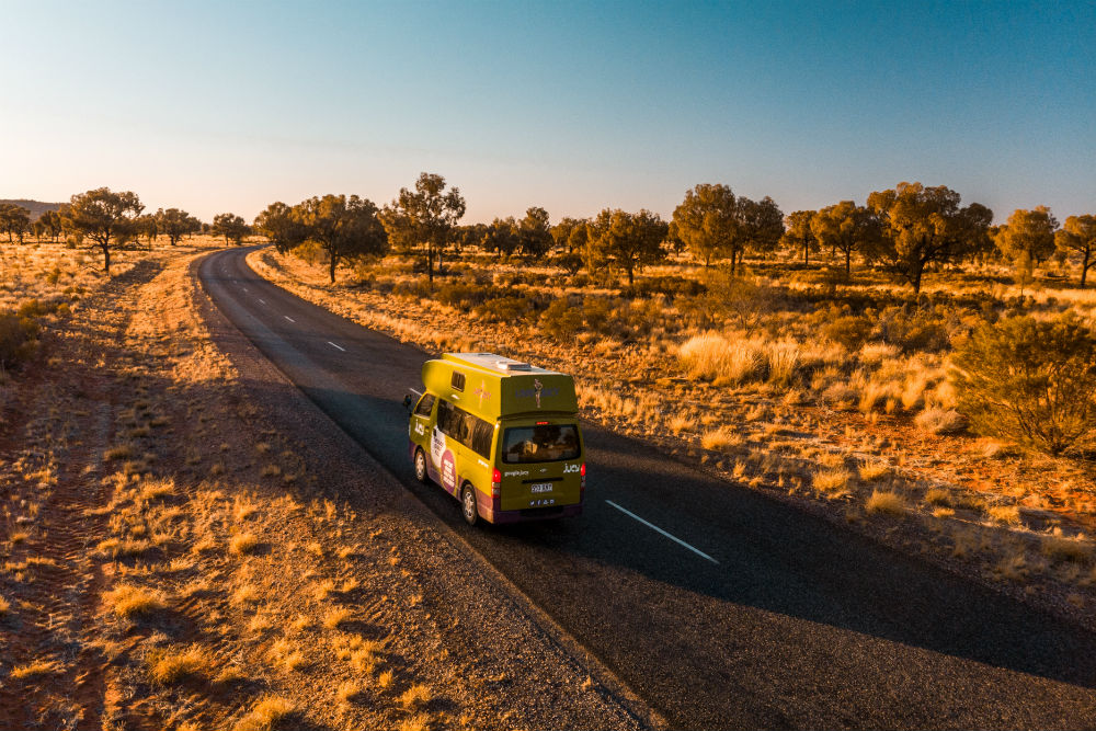How To Travel Around Australia On A Budget Jucy Rentals