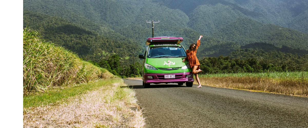 Car Rental And Campervan Hire Australia | JUCY Rentals