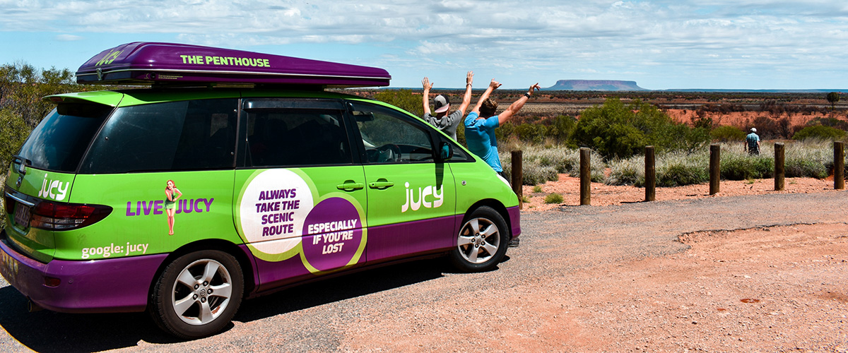 Jucy Lucy Car Hire Nz