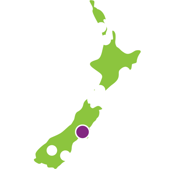 mapChristchurch