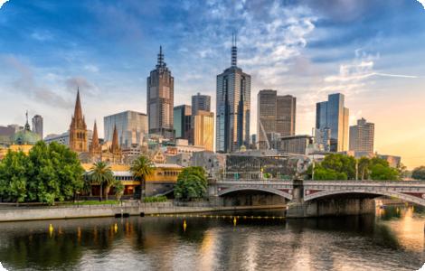 Melbourne City Car Park