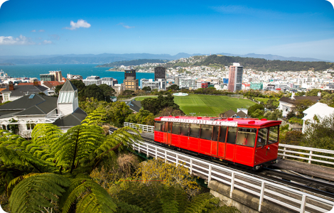 Wellington Car And Campervan Hire | JUCY Rentals