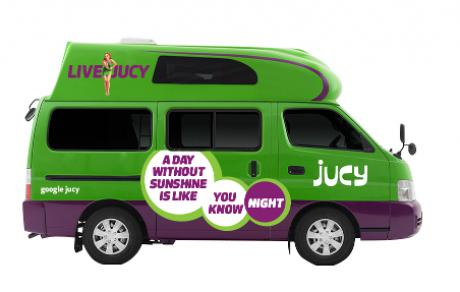 Jucy Condo Self Contained Campervan Jucy Rentals